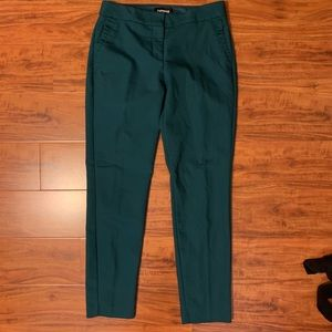 Express Ankle Mid Rose Pant Size 0